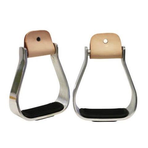 Aluminium Leather Tread Oxbow - FOR46 1500