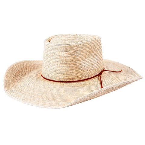 """Reata III 4.5"""" Brim Straw Hat - HG45R3OK"""