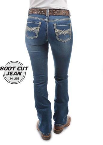 Women's Savannah Bootcut Jean - PCP2208127