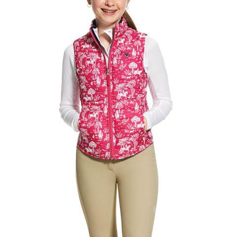 Emma Reversible Vest - 10031004