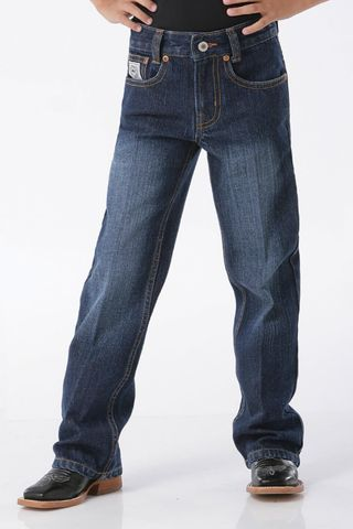 Boy's Slim Fit White Label  Jean - MB12841002