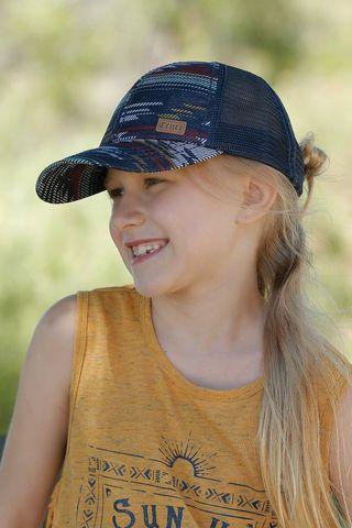 Girl's Mesh Trucker Cap - CCC0042002