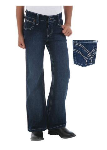 Girl's Junior Q-Baby Riding Jean - XCP5249494