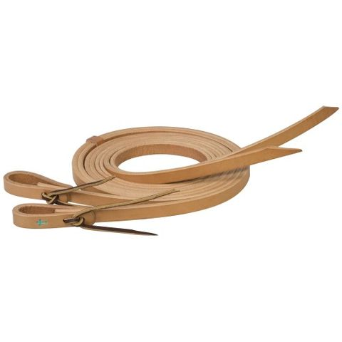 "7FT 5/8"" Skirt Leather Reins - WEA45-0501"