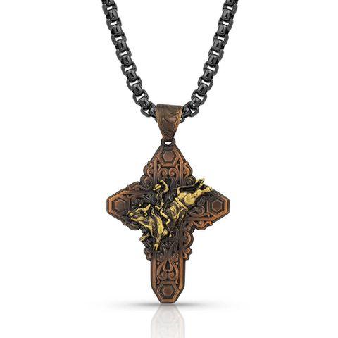 Montana Necklace - NC3507BLB