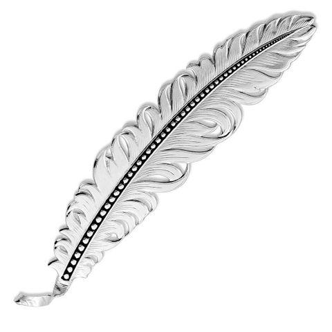 Montana Hat Feather - HF4059BK