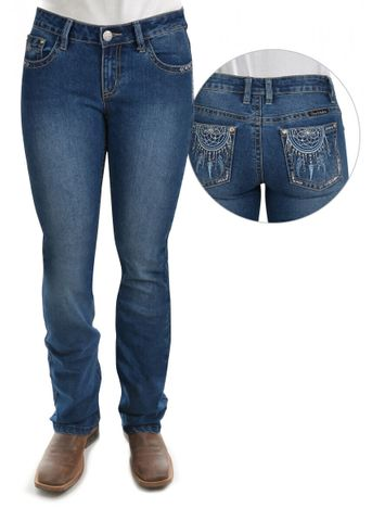 Trisha Boot Cut Jean - PCP2208384