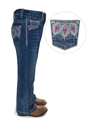 Belle Boot Cut Jean - PCP5201383