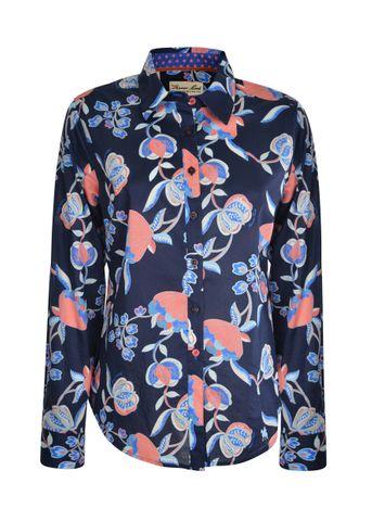 Women's Roma L/S Shirt - T0S2118050