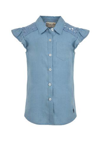 Girl's Mackay S/S Shirt - T0S5114041