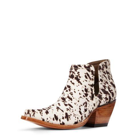 Women's Dixon Haircalf Western Boot - 10033882