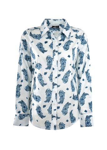 Women's Lina Print L/S Shirt - P1W2126438