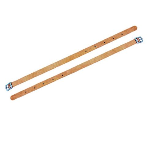 Leather Spur Tie Downs - 900-04