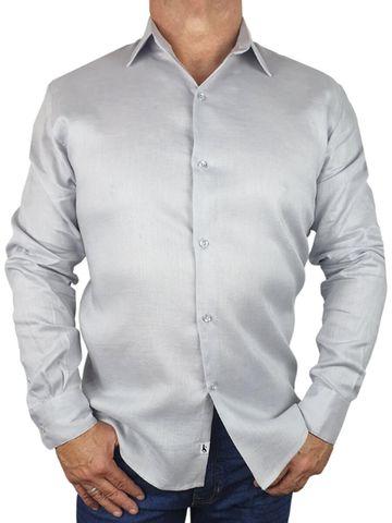 Men's Byron Bay L/S Shirt - BYRONCEM