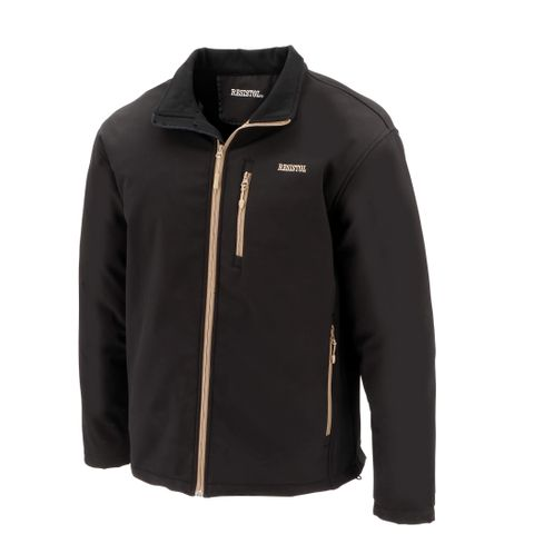 Men's Team Patch Sofshell Jacket - R4F908474777