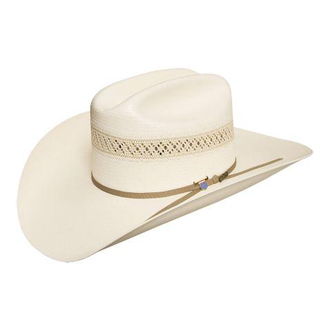 Wildfire 10X Straw Cowboy Hat - RSWIFI304296