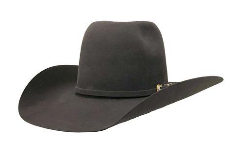 """10X 4 1/4"""" Brim Felt Cowboy Hat - FGF10X"""