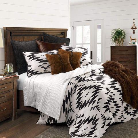 Amelia Aztec Comforter Set - FB1826-SQ-OC