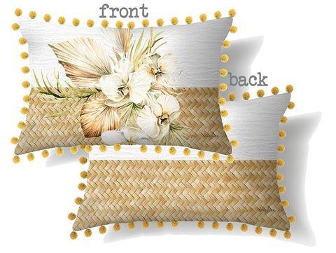 Palomino Orchid Cushions - KRH-0098