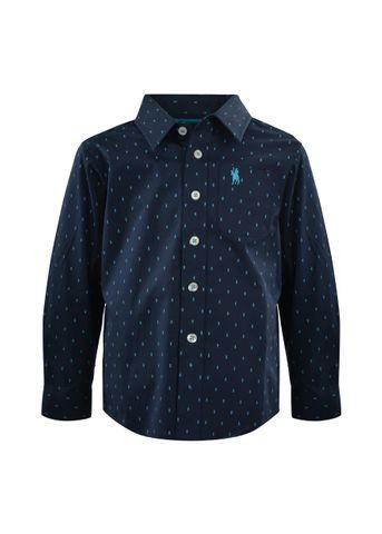 Boy's Derwent L/S Shirt - T1S3139004