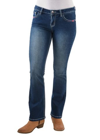 Women's Alana Boot Cut Jean - PCP2211502