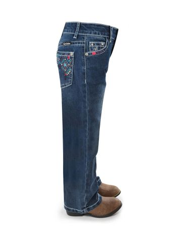 Girl's Alana Boot Cut Jean - PCP5201502