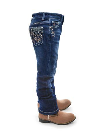 Girl's Lola Slim Leg Jean - PCP5200501