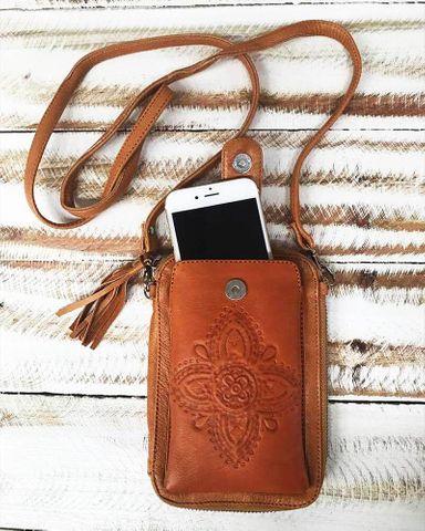 Women's Splendour Phone Pouch Bag - SPLENDOUR