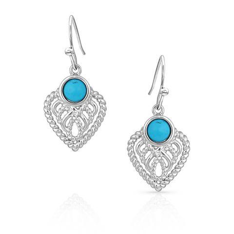 Love Starts At The Center Earrings - ER4925
