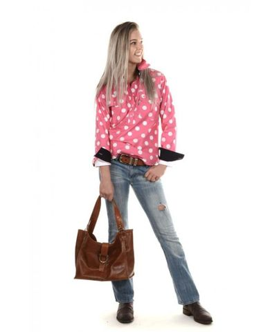 Women's Sadie L/S Shirt - M03ASPOTHP