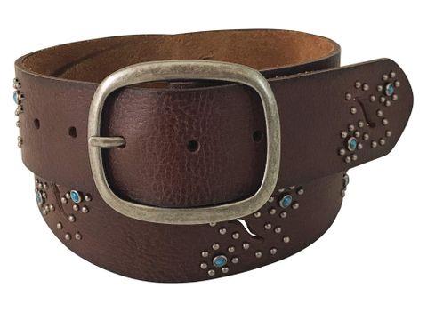 Women's Genuine Leather Belt - 8837790