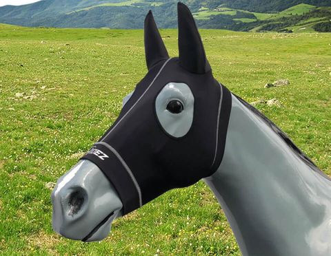 Equine Compression Hood with Ears - 1179