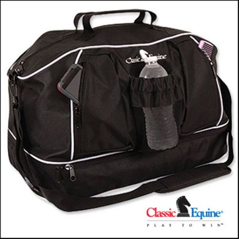 Weekender Duffel Bag W/ Free Makeup Bag - WD13BK