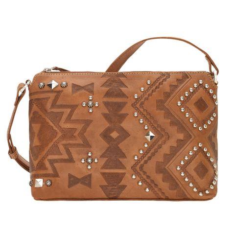 Nomad Heart Zip Top Crossbody Bag - 3142258