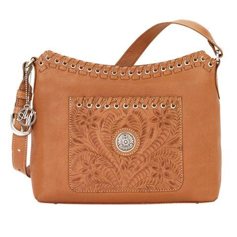 Harvest Moon Zip Top Shoulder Bag - 6315181