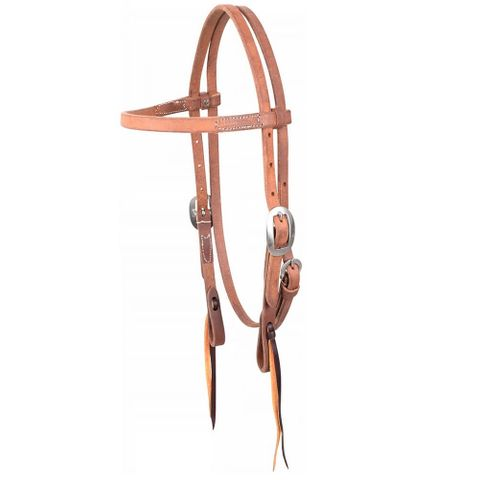 Harness Browband Headstall - HB21ANT