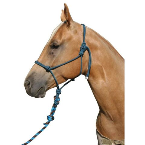 Rope Halter with 10' Lead - PRC5100