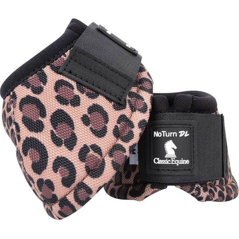 Cheetah Print No Turn DL Bell Boot - CDNDL18CP