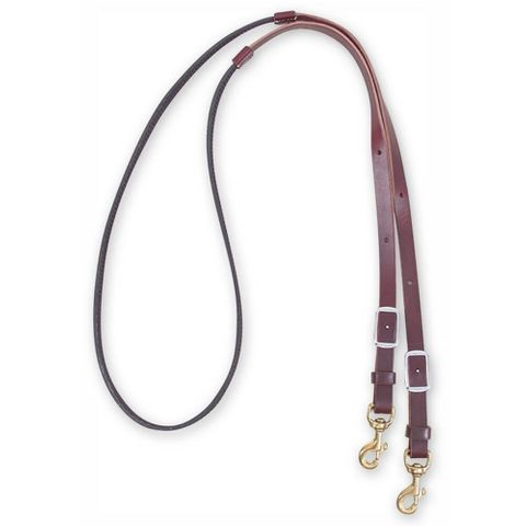 "3/4"" Barrel Racing Reins - BR34BL"