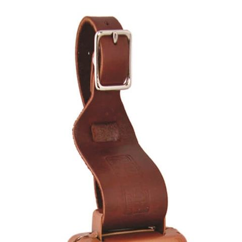 Leather Bull Bell Strap - 320-13