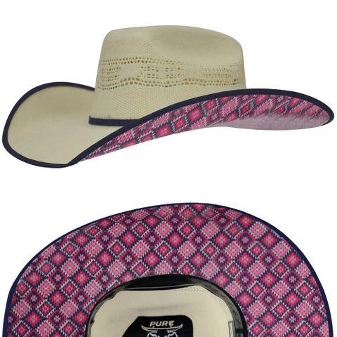 Virginia Straw Cowgirl Hat - P8S2976HATL25
