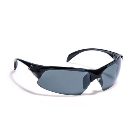 Cleancut Black Sunglasses - GE004