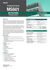 MS601 MS Polymer Image