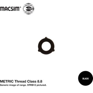 M36 STRUCTURAL WASHER BLACK
