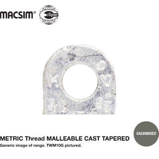 M10 (3/8)  TAPER WSH MAL.  GAL
