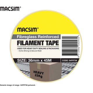 FILAMENT TAPE 36mm X 45m