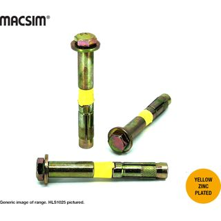 18x120 HIGH LOAD SAFETY ANCHOR