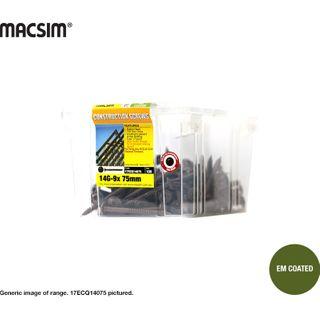 14 X 125 M/H CONSTRUCTION SCREW EM QP