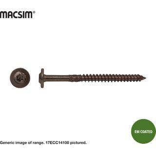 14 X 100 M/H CONSTRUCTION SCREW EM