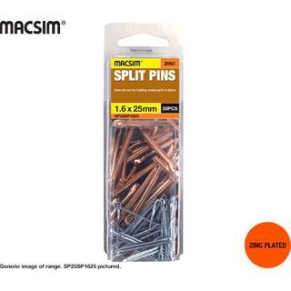 1.6 X 25MM SPLIT PINS SP